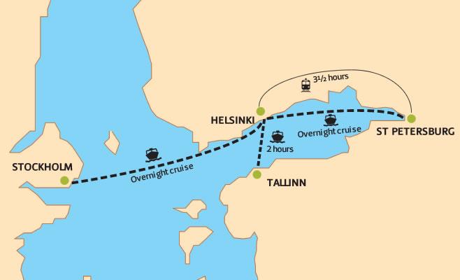 Tours to St Petersburg Visafree cruise Helsinki tofrom St Petersburg